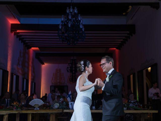 La boda de Pekka y Nadima en Mérida, Yucatán 75