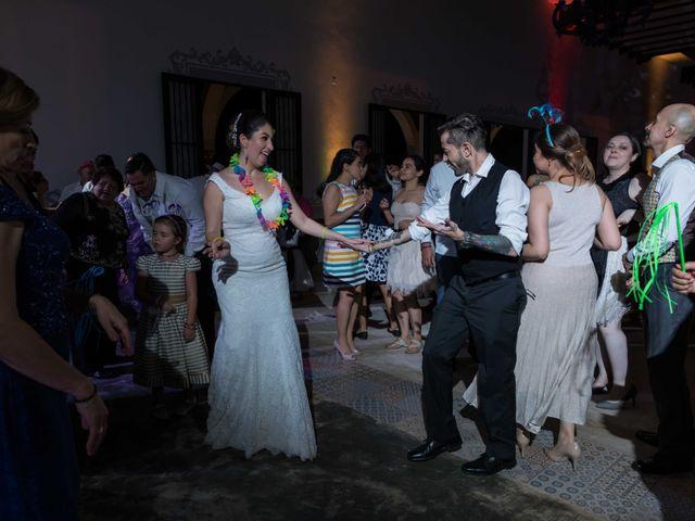 La boda de Pekka y Nadima en Mérida, Yucatán 82