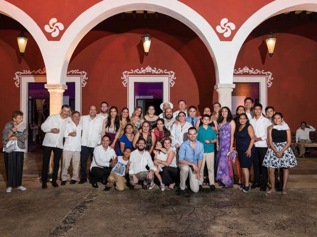 La boda de Pekka y Nadima en Mérida, Yucatán 84