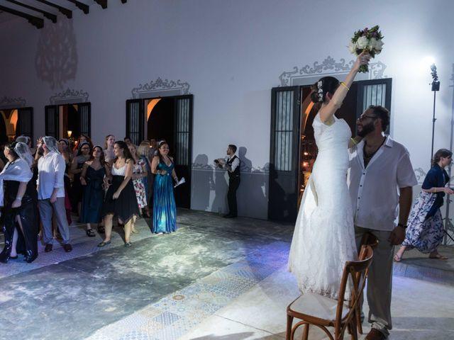 La boda de Pekka y Nadima en Mérida, Yucatán 86