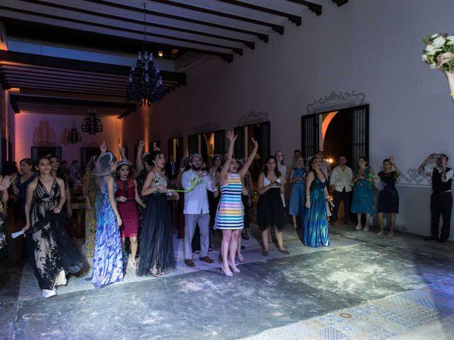 La boda de Pekka y Nadima en Mérida, Yucatán 87