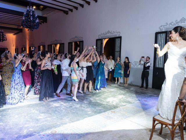 La boda de Pekka y Nadima en Mérida, Yucatán 88