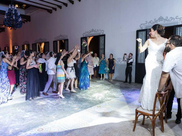 La boda de Pekka y Nadima en Mérida, Yucatán 89