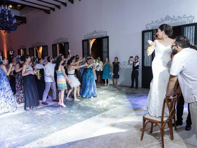 La boda de Pekka y Nadima en Mérida, Yucatán 90