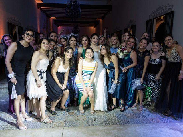 La boda de Pekka y Nadima en Mérida, Yucatán 91