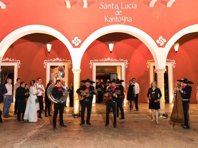 La boda de Pekka y Nadima en Mérida, Yucatán 93