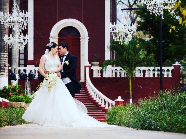 La boda de Manuel y Lizette en Mérida, Yucatán 2