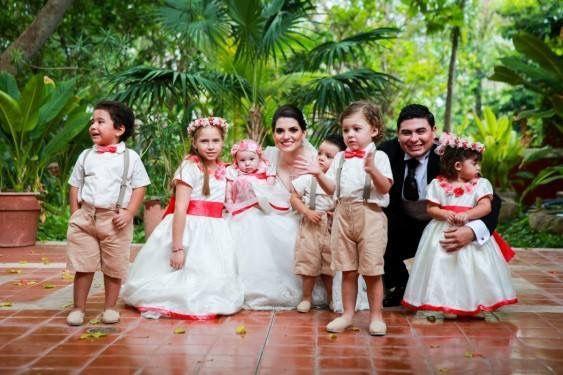 La boda de Manuel y Lizette en Mérida, Yucatán 13