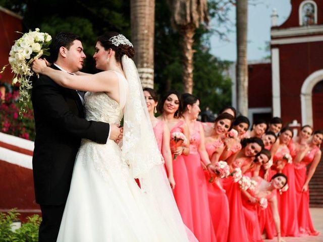 La boda de Manuel y Lizette en Mérida, Yucatán 31