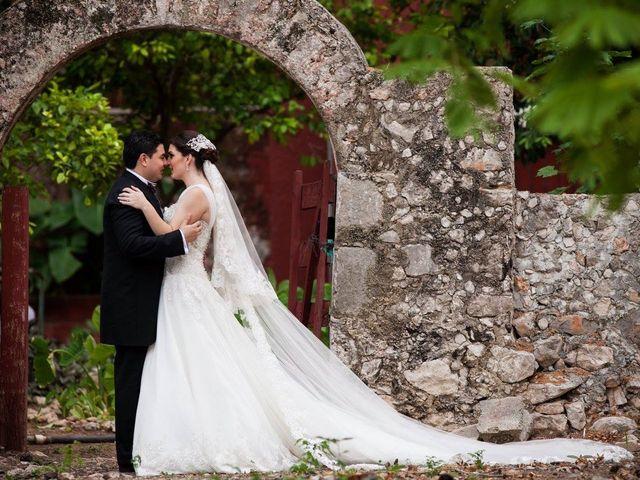 La boda de Manuel y Lizette en Mérida, Yucatán 34