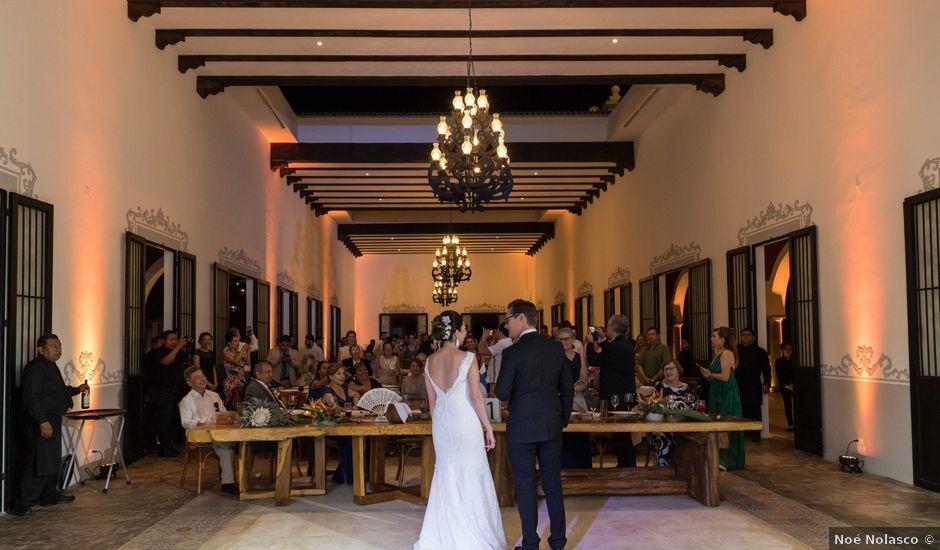 La boda de Pekka y Nadima en Mérida, Yucatán