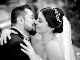La boda de Kasandra y Daniel 1