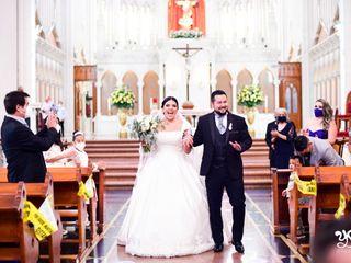 La boda de Kasandra y Daniel 3