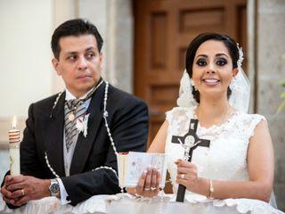 La boda de María del Rocío y Manuel