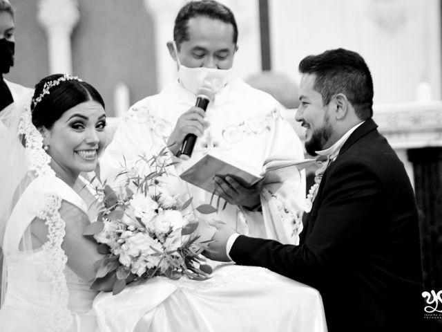 La boda de Kasandra y Daniel