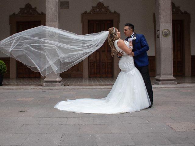 La boda de Prys y Erick