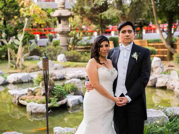La boda de Maricela y Manuel