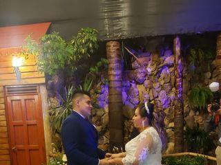 La boda de Donovan  y Anahí  2