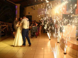 La boda de Donovan  y Anahí