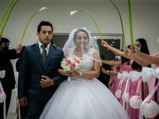 La boda de Daniel y Alejandra