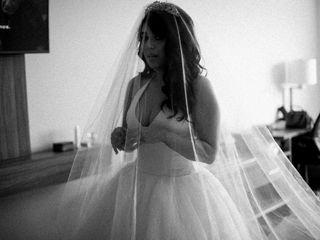 La boda de Karina y Aldo 1