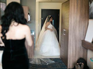 La boda de Karina y Aldo 2