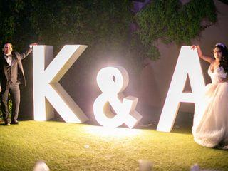 La boda de Karina y Aldo
