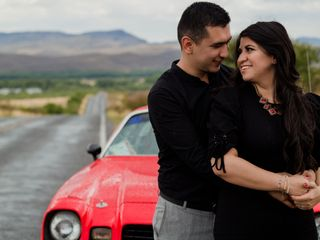 La boda de Karen y Ricardo 1