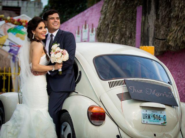 La boda de Monica y Julio