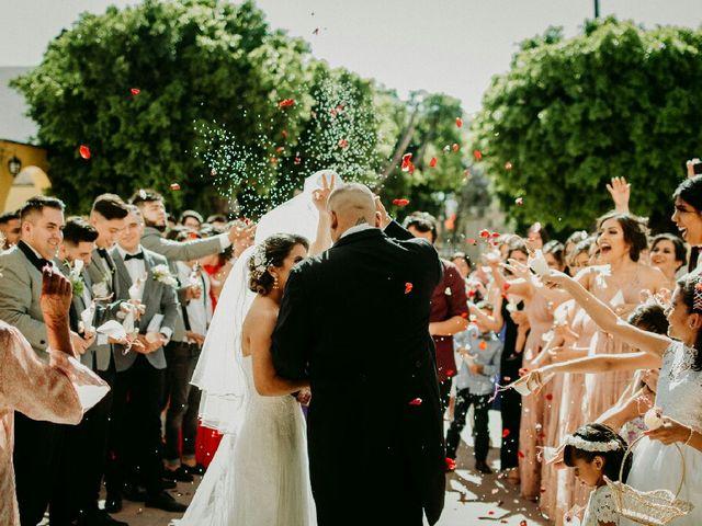 La boda de Celina y Luis