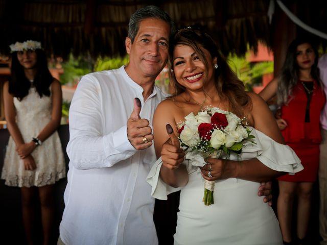 La boda de Keyla y Ricardo