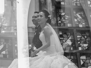 La boda de Karina y David 2