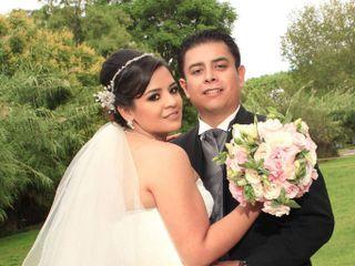 La boda de Blanca y Diego