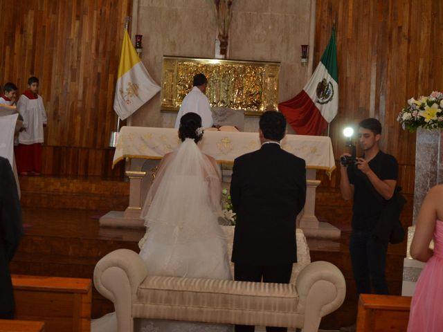 La boda de Diego y Blanca en Gómez Palacio, Durango 2