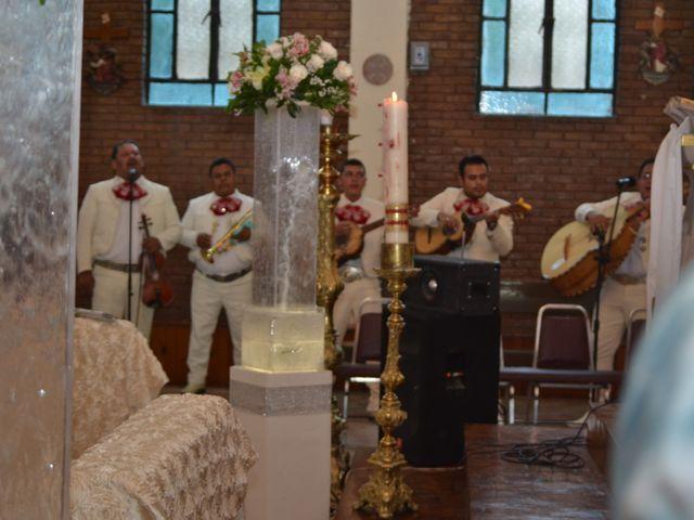 La boda de Diego y Blanca en Gómez Palacio, Durango 3