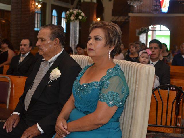 La boda de Diego y Blanca en Gómez Palacio, Durango 5
