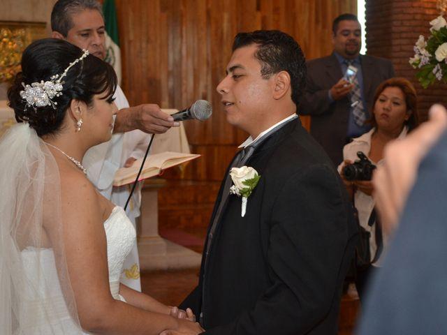 La boda de Diego y Blanca en Gómez Palacio, Durango 6