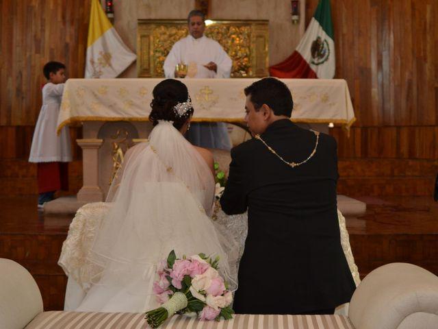 La boda de Diego y Blanca en Gómez Palacio, Durango 7