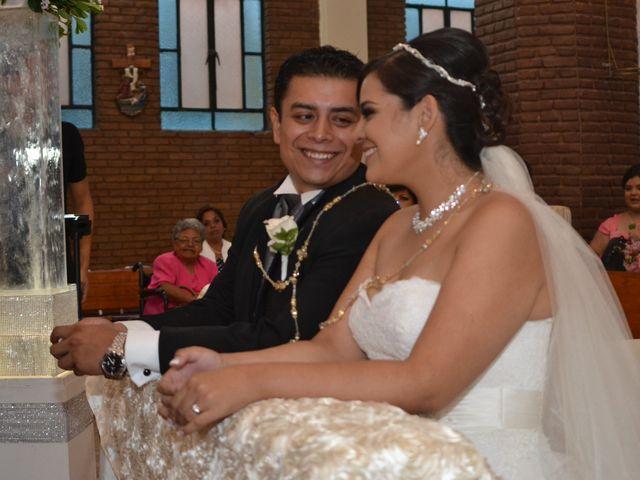 La boda de Diego y Blanca en Gómez Palacio, Durango 8
