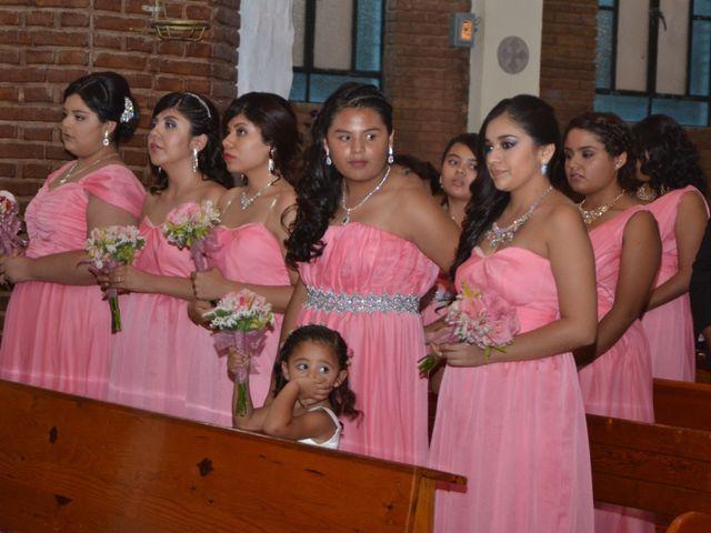 La boda de Diego y Blanca en Gómez Palacio, Durango 9