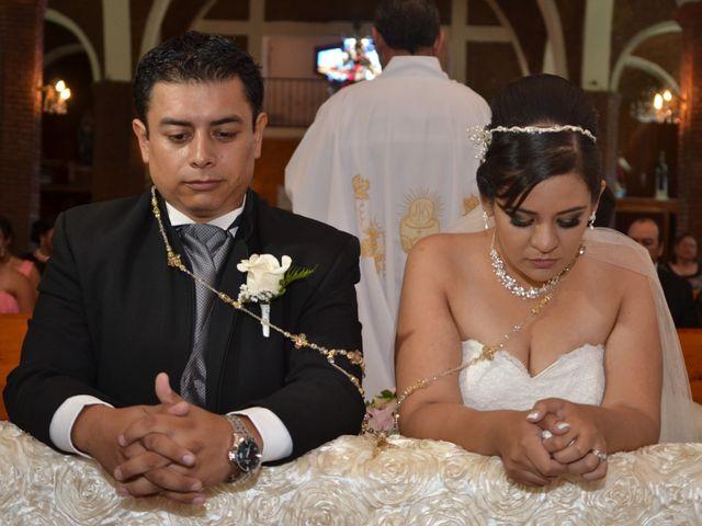 La boda de Diego y Blanca en Gómez Palacio, Durango 10