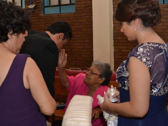 La boda de Diego y Blanca en Gómez Palacio, Durango 11