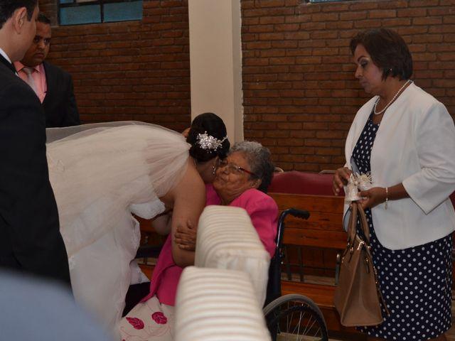 La boda de Diego y Blanca en Gómez Palacio, Durango 12