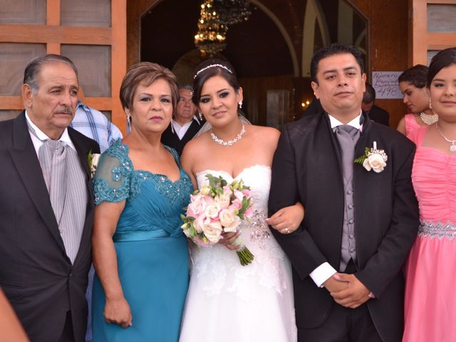La boda de Diego y Blanca en Gómez Palacio, Durango 13