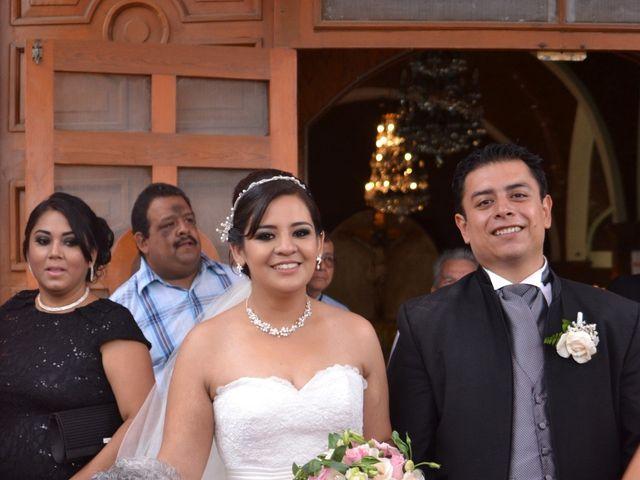 La boda de Diego y Blanca en Gómez Palacio, Durango 14