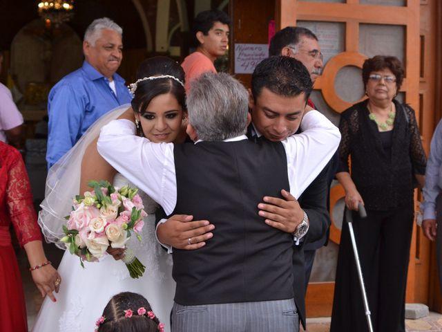 La boda de Diego y Blanca en Gómez Palacio, Durango 15