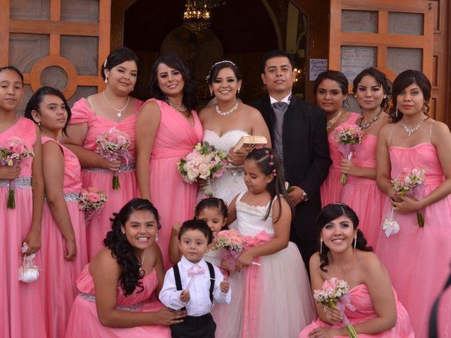 La boda de Diego y Blanca en Gómez Palacio, Durango 16
