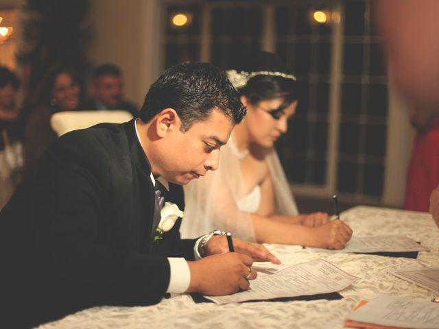 La boda de Diego y Blanca en Gómez Palacio, Durango 17