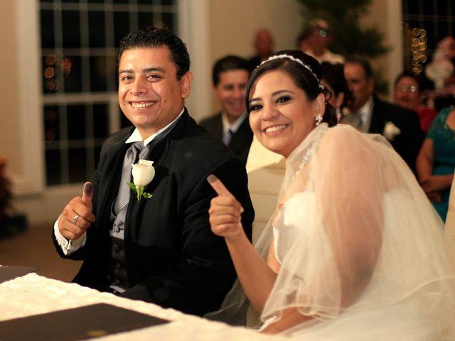 La boda de Diego y Blanca en Gómez Palacio, Durango 18