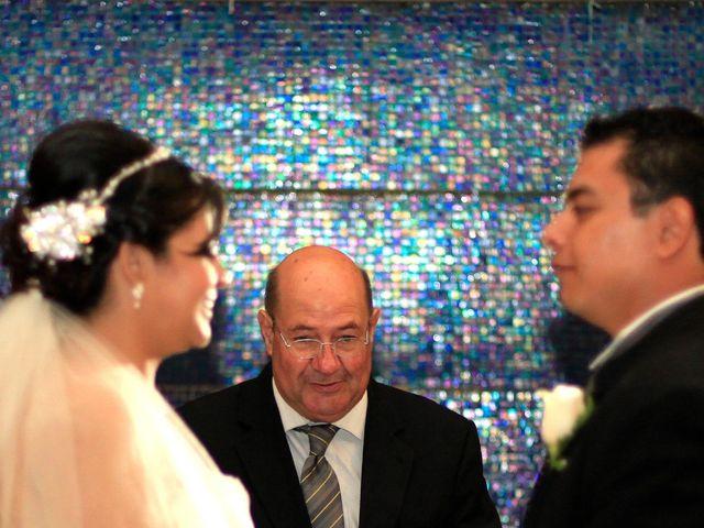 La boda de Diego y Blanca en Gómez Palacio, Durango 20
